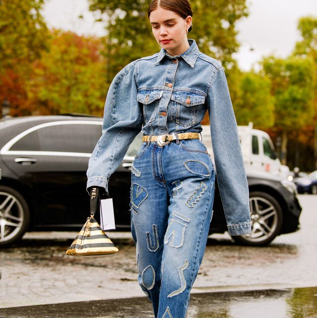 10 Denim Jacket Outfit Ideas - How to Wear a Denim Jacket and Make .