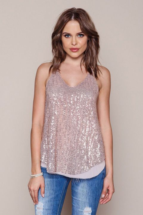 50 Sparkly Tops You Really Must Wear For the Holidays | Sparkly .