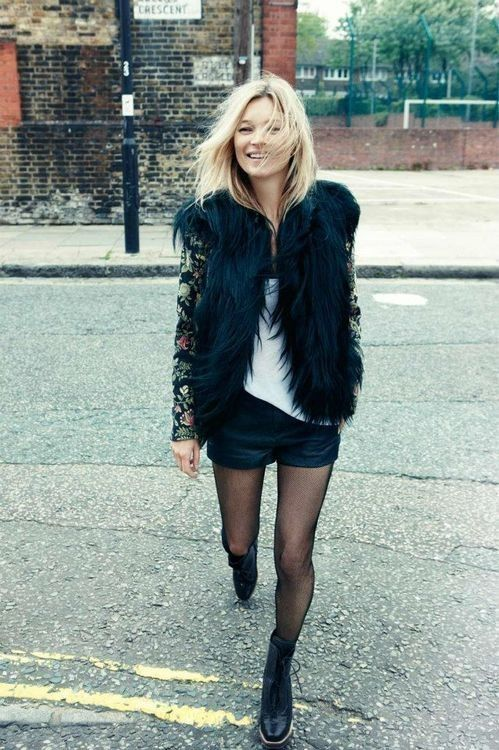 Faux Fur Vest:The Ultimate Style Guide - FMag.c
