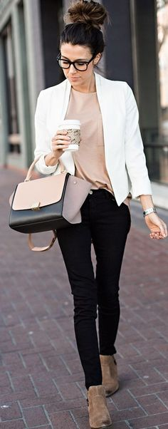 80+ Best Cute blazer outfits images in 2020 | outfits, blazer .