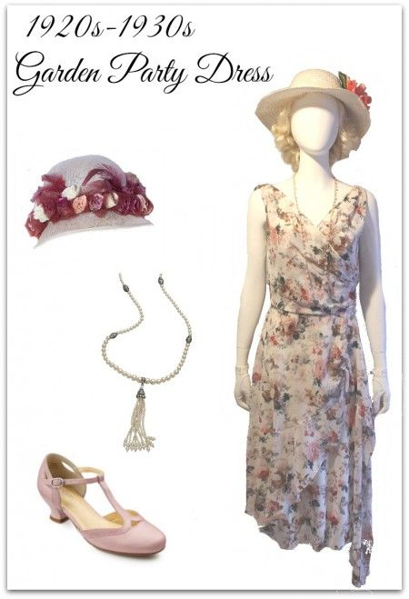 1920s Outfit Ideas: 10 Downton Abbey Inspired Costumes | Garden .