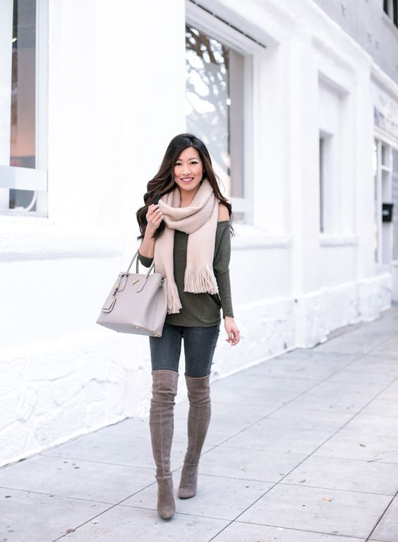 How to Wear Tall Boots When You're Petite – Glam Radar | Spring .