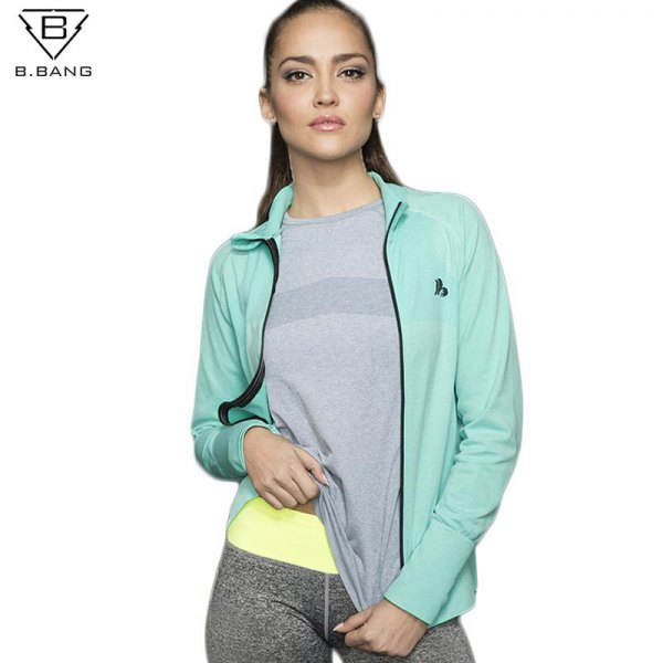 gray sports blazer with t-shirt and running pants
