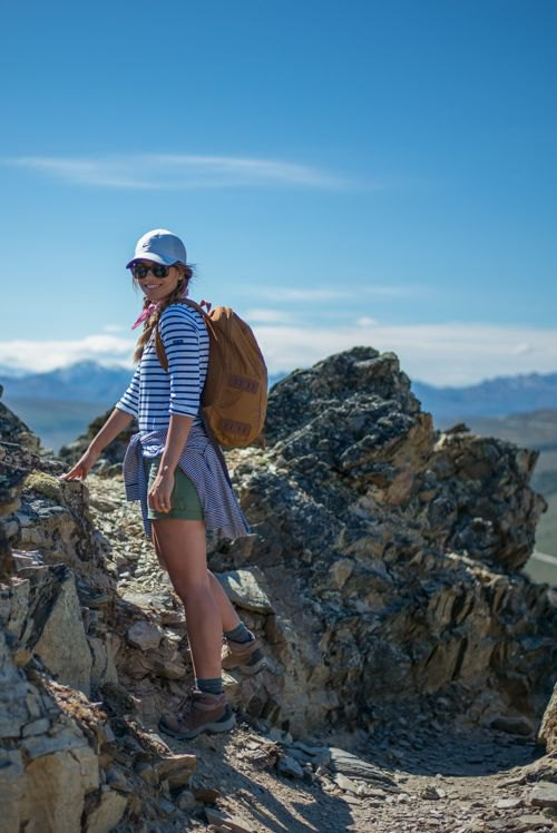 11 Best Hiking Shorts Outfit Ideas for Women - FMag.c