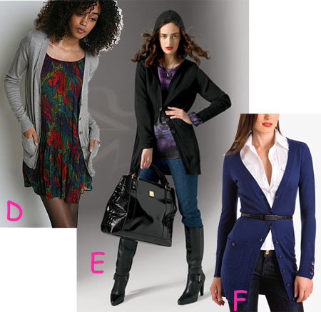 How to Wear: Boyfriend Cardigans - The Budget Babe | Affordable .