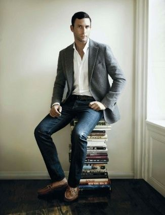 Stylist Tip for Men: How to Wear a Sport Coat | Sports coat and .