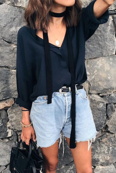 12 ways to style a choker neckla