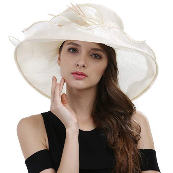 How to Style Church Hat: Best 13 Elegant Outfit Ideas for Women .