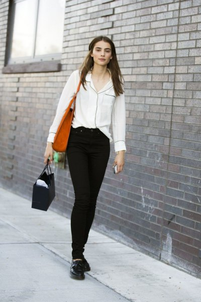 How to Style Cream Blouse: Best 15 Ladylike Outfit Ideas for Women .