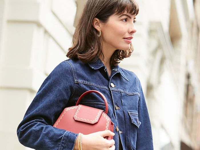 This Mini Bag Is French-Girl Approved | Who What We