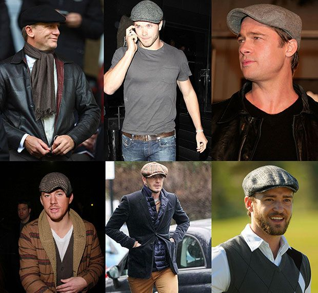 Fall Men Outfits With Flat Caps Wardrobe Essentials: The Flat Cap .