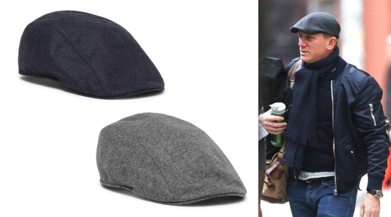 Daniel Craig Style Flat Caps - Iconic Alternatives Updat