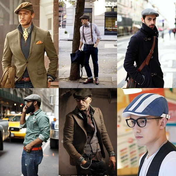 Are you aware of the different kinds of flat caps for men? No .