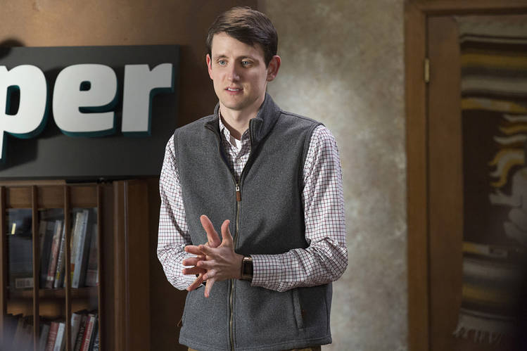 How the Fleece Vest Became the New Corporate Uniform - W