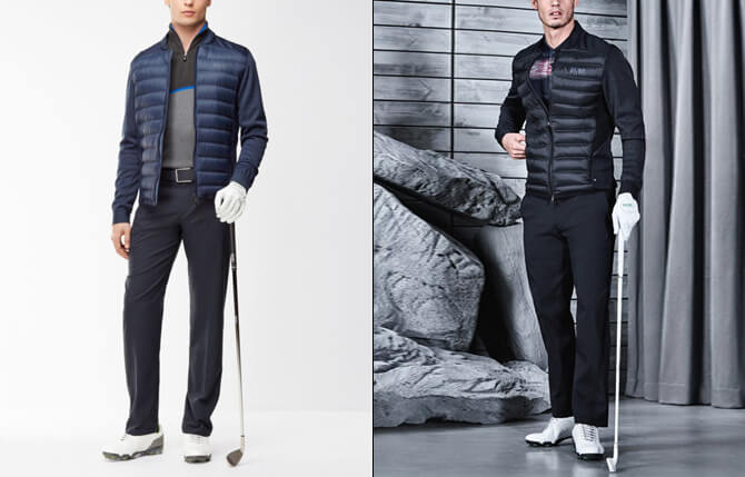 Hybrid Golf Jackets | Hybrid Outerwear Style Trend 2017 .