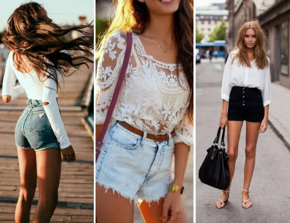How to Wear High Waisted Shorts: 5 Ideas For a Perfect Summer Lo