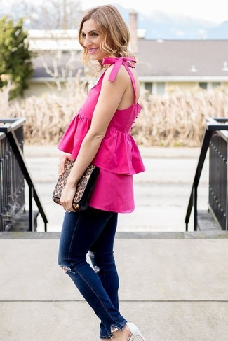 Hot Pink Blouse Outfits (110 ideas & outfits) | Lookast