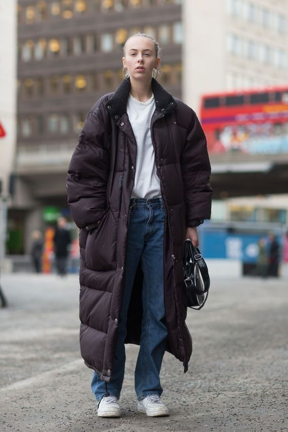 Tuesday´s inspo : puffer coat (stellawantstodie) | Stockholm .