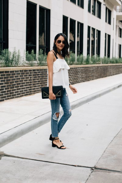 How to Style Low Heels: Best 15 Elegant & Natural Outfit Ideas for .