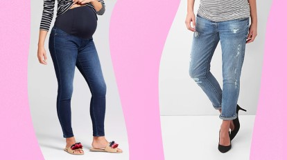 Best Maternity Jeans 20