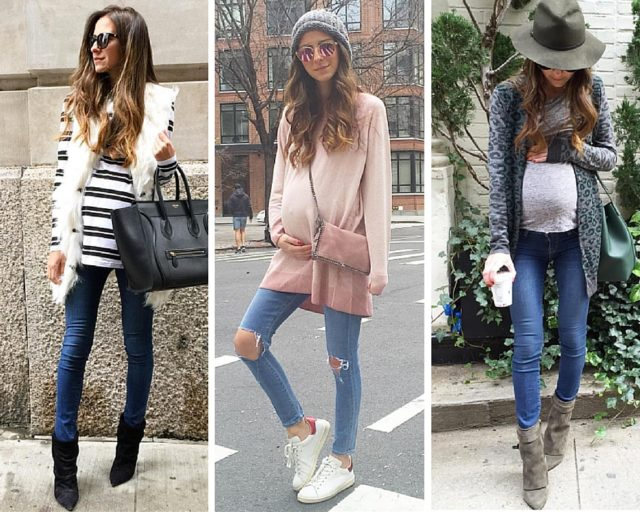 Bump Style: Something Navy's Maternity Style Secrets – Closetful .