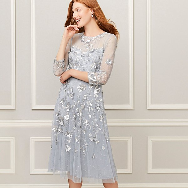 Designer Midi Dresses: Cocktail Dresses and Casual Dress