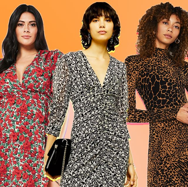 21 midi dress styles voted 'best' by fashion edito