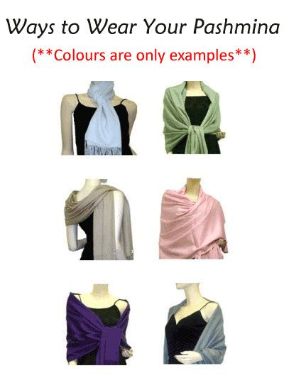 Customers of The Pashmina Store often ask us the most fashionable .