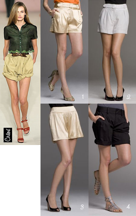 Four Silky Shorts: Would You Wear One? - The Budget Babe .
