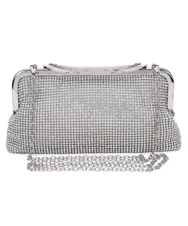 Evening Bags and Clutches for Women Vintage Style Crystal .
