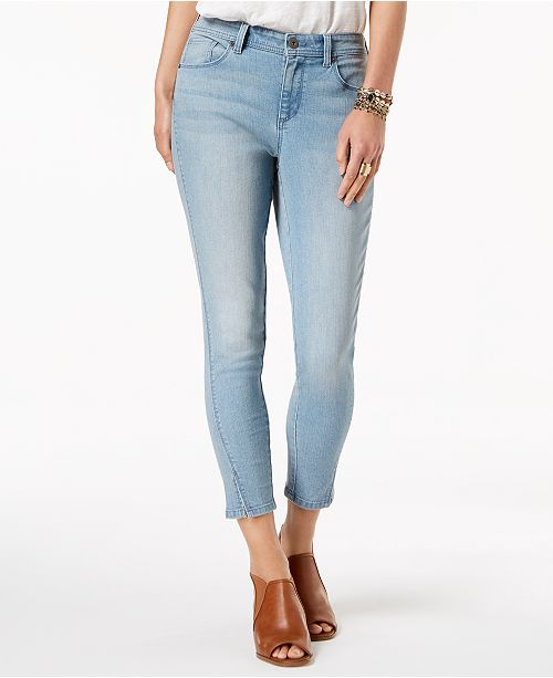 Style & Co Skinny Ankle Jeans, Created for Macy's & Reviews .