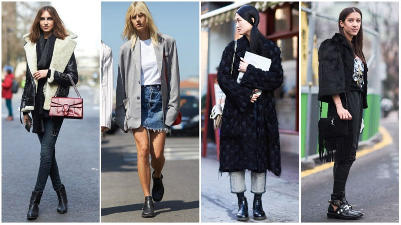 How to Style Your Favourite Pair of Ankle Boots - The Trend Spott