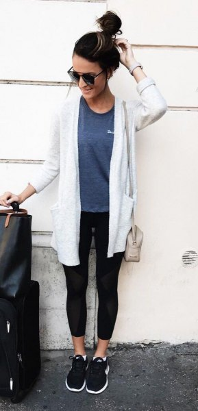 How to Style White Cardigan Sweater: Best 13 Refreshing Outfits .