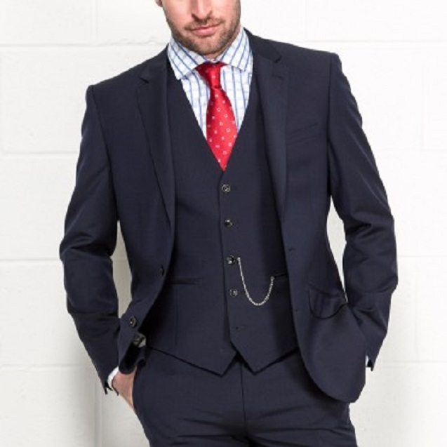 How And When Can You Wear A Three Piece Suit? | Mainline Menswear Bl