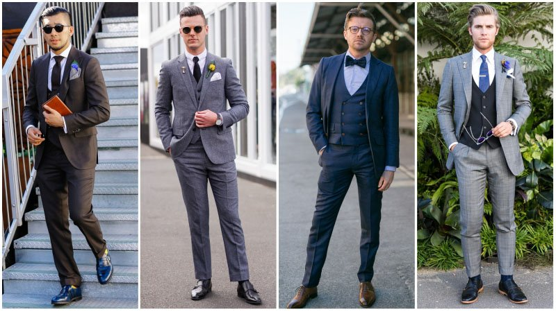 How to Wear a Three Piece Suit with Style- The Trend Spott