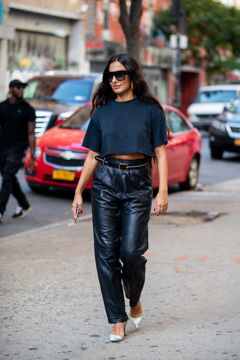 Cute Crop Top Outfits | What to Wear With a Crop T