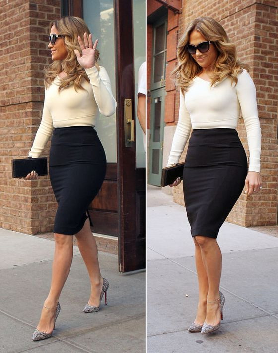 How To Wear High Waisted Skirts 2020 | FashionTasty.c