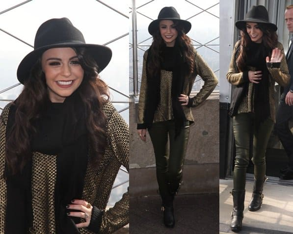 How to Wear a Boring Black Scarf With a Chic Outfit Like Cher Llo