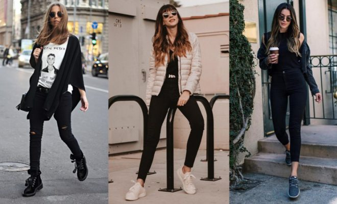 5 Style Of Boots To Wear With Skinny Jeans This Year - GlossyU.c