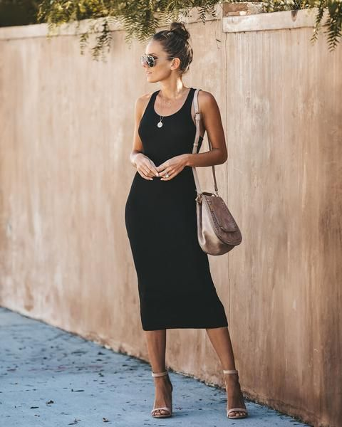collections/dresses?page=6 in 2020 | Black tank dress outfit, Tank .
