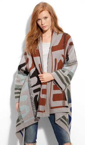 Blanket Cardigans: Chic or Catastrophic? | Momm