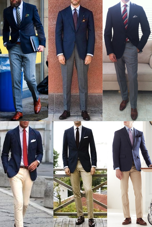 How to Wear a Navy Blazer | The Art of Manline