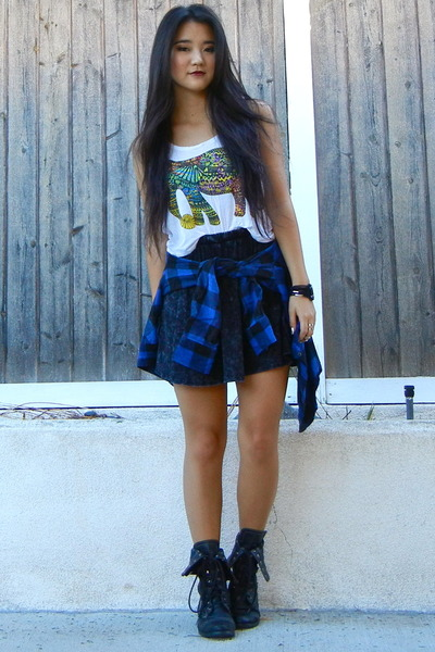 Blue Flannel Shirt - How to Wear and Where to Buy   Chictop