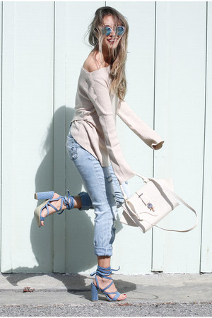 Light Blue Sandals - How to Wear and Where to Buy | Chictop