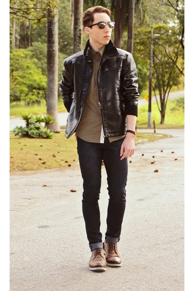 Brown Leather Shoes - How to Wear and Where to Buy | Chictop