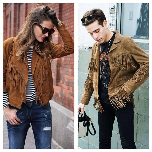 Why Suede Jacket is the Best Wardrobe Stapl