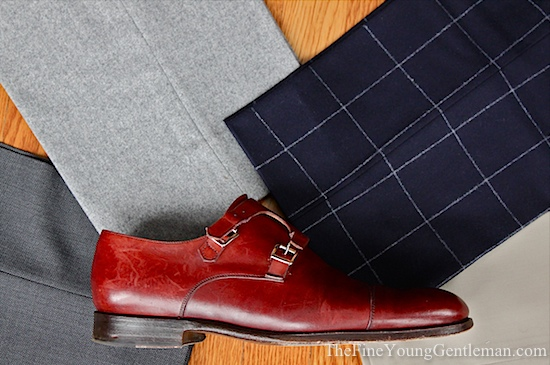 The Benefits Of Burgundy Shoes - The Fine Young Gentlem