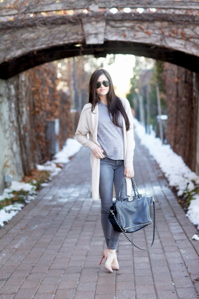 How to Wear Cashmere Cardigan: Best 15 Cozy Outfit Ideas for .