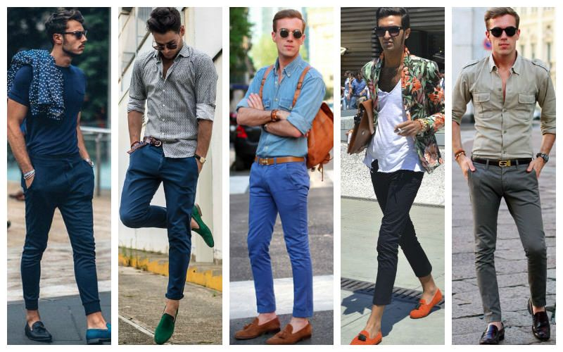 How to Wear Loafers Like a Dapper Man | Loafers men outfit, How to .