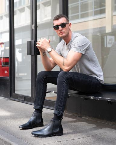 How To Wear Chelsea Boots This Season | Walk London Sho
